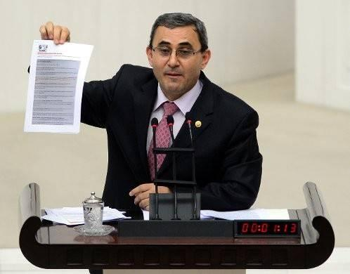 İşte en etkin üç milletvekili...  1. MHP Kütahya Milletvekili Alim IŞIK: 3.234 Yasama ve Denetim Etkinliği