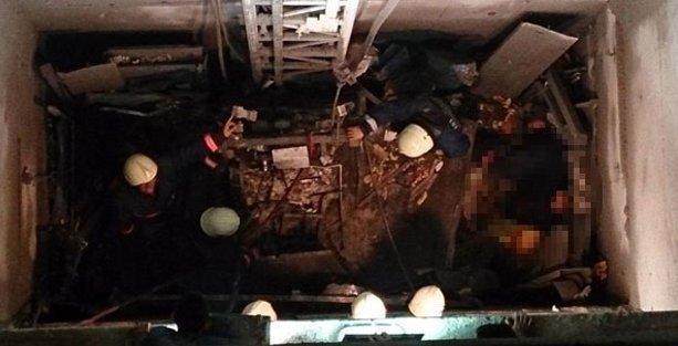 10 işçinin öldüğü asansör faciasında dava 24 Aralık'ta