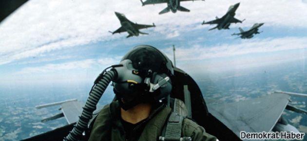 110 pilot TSK'dan istifa etti