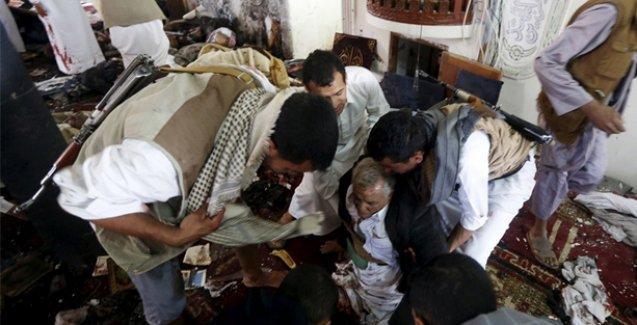127 kişinin öldüğü Yemen'deki saldıryı IŞİD üstlendi