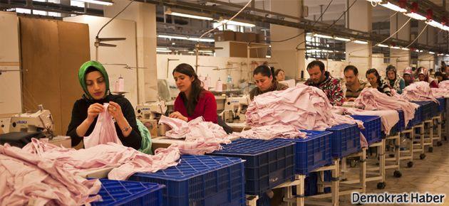 12 bin Tekstil işçisi greve gidiyor