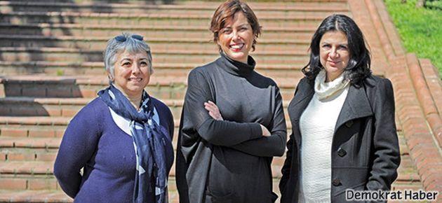 12 dev kadın Adalar'dan aday oldu