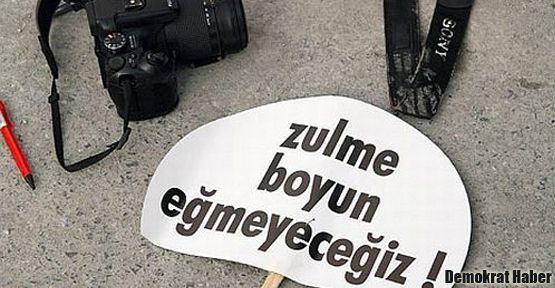 130 basın çalışanı cezaevinde