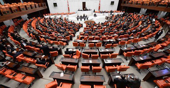 13 dokunulmazlık dosyası daha Meclis'te