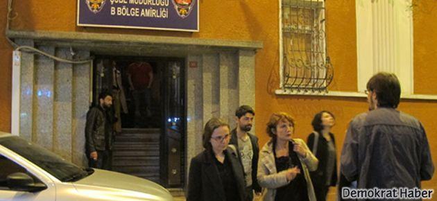 13. İstanbul Bienal'inde protesto ve şiddet