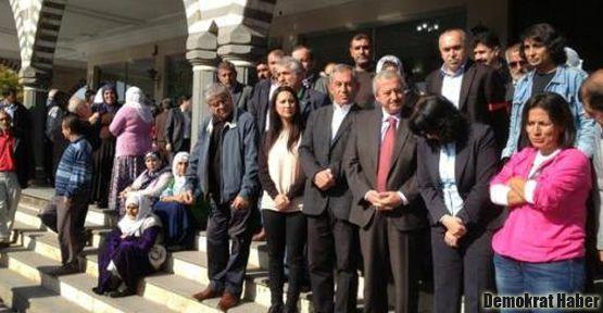 14 DTK üyesi süresiz-dönüşümsüz açlık grevine başladı