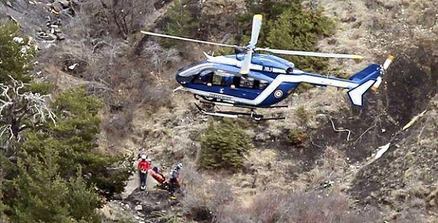 150 kişinin öldüğü kazada yeni gelişme: 'Yardımcı pilot uçağı bilerek düşürdü'