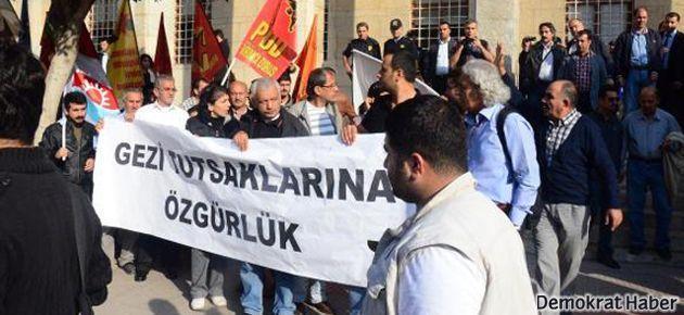 17 Gezi direnişçisi daha serbest