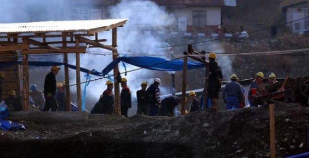 18 işçinin öldüğü maden ocağında müfettişler görmesin diye 'çamurdan duvar' örülmüş