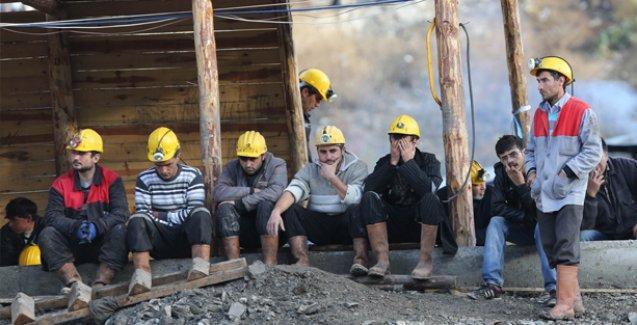 Madenciler ölüme böyle gitmiş!