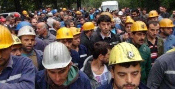 190 bin maden işçisinden sadece 38 bini sendikalı