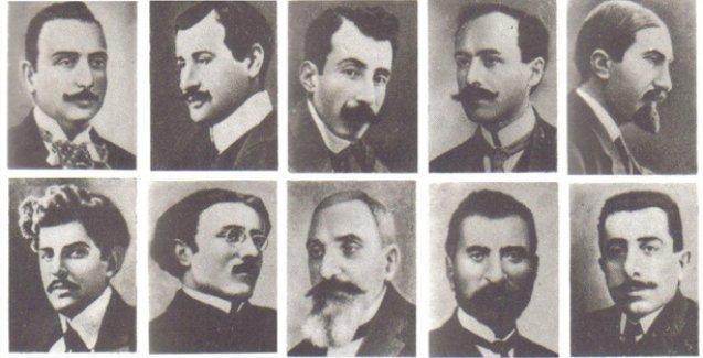 1915'de öldürülen Ermeni gazetecilerin isimleri açıklandı