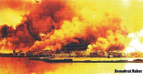 1922'de 'Gavur İzmir'i kim yaktı?