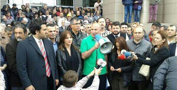 1 Mayıs gözaltılarına işkence iddiası