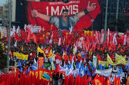 1 Mayıs Taksim'de kutlanacak