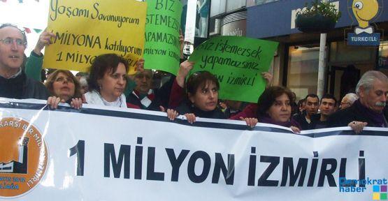 1 milyon İzmirli termik santrale karşı