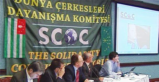 200 Suriyeli Çerkes Türkiye'ye geldi