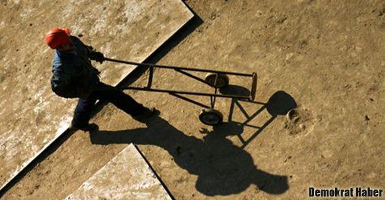 2012'de en az 867 işçi iş kazası kurbanı