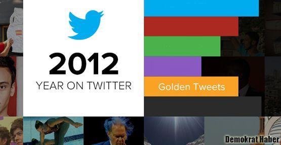 2012'nin 'Altın Tweetler'i belli oldu