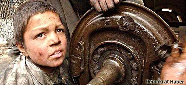 2013'de 55 çocuk işçi hayatını kaybetti