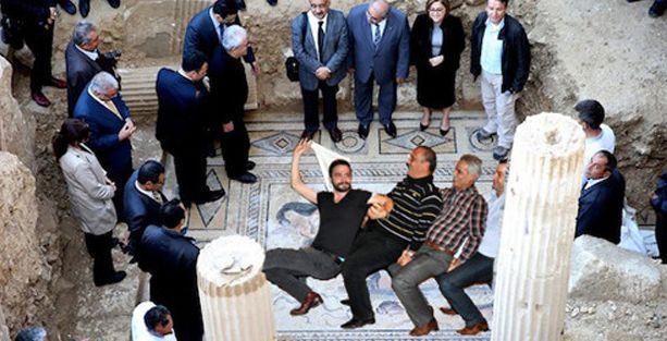 2014 Türkiyesinden 7 talihsiz arkeoloji olayı