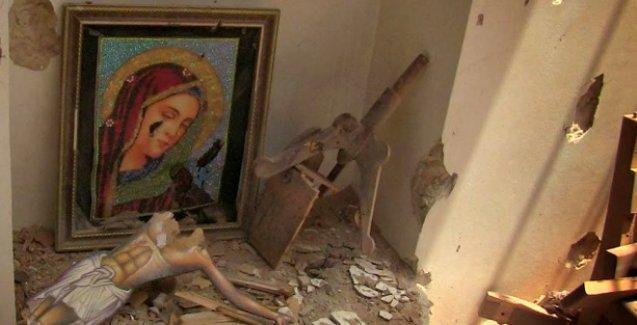 '2014'de Hıristiyanlara baskılar arttı'