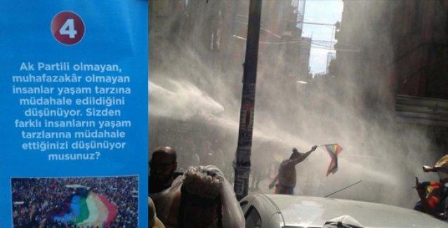 AKP böyle oy istemişti: 'Türkiye, Ramazan'da Gay Pride yapabilen bir ülke'