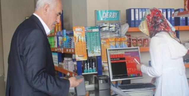 AVM'lere karşı, Van'da 'komün market'