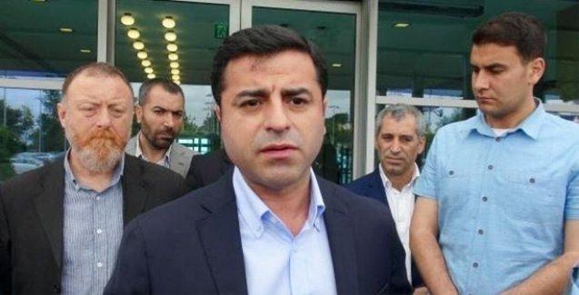 Demirtaş: Artık Meclis Başkanlığı koltuğu AKP'de olmamalı