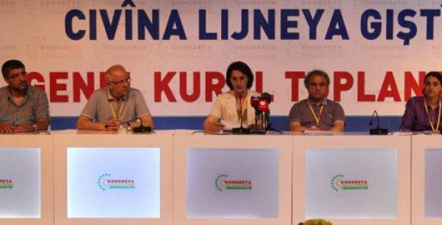 DTK: Rojava'daki kazanımlar her koşulda savunulacak