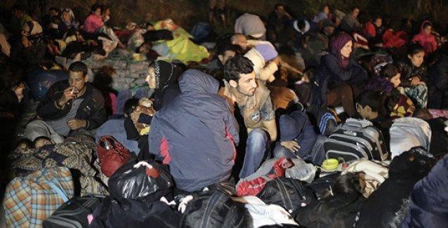 Ezidileri Edirne'ye getiren şoför: Hepsi açtı, onlar o kadar açken yanlarında yemek yemeye utandım