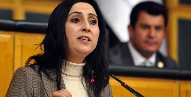 Yüksekdağ: Saray ve AKP hesap verecek
