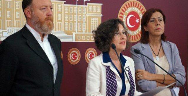 HDP İstanbul vekilleri İstanbul valisini suçladı