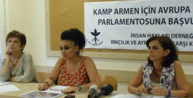 İHD, Kamp Armen'e ilişkin yaşanan hak ihlalini Avrupa Konseyi gündemine taşıdı