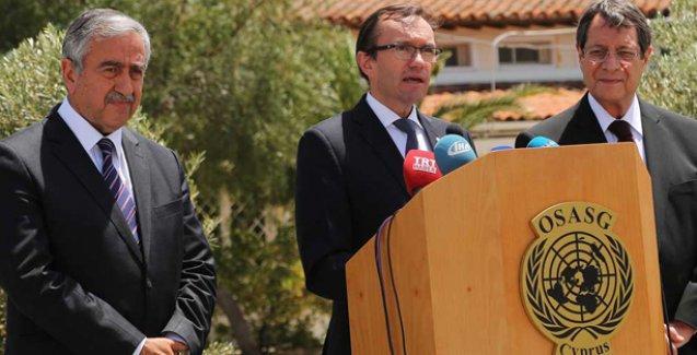 Kıbrıs müzakerelerinde ilk kez temel konulara girildi