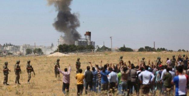 Kobani katliamında ölenlerin sayısı 231 oldu
