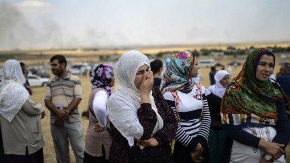 Kobani saldırısının tanıkları anlattı: Öldürdükleri insanların ellerini, kafalarını kestiler