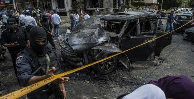 Mursi'ye idam talep eden başsavcı öldürüldü