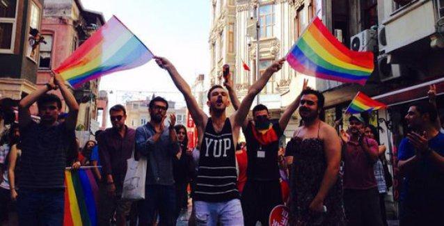 Onur Haftası Komitesi'nden çağrı: Herkes Beyoğlu'nda kalsın, ses çıkarsın