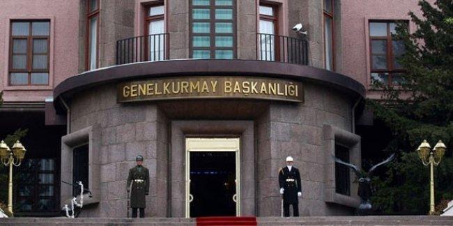 TSK: Kilis'te 8 IŞİD üyesi yakalandı