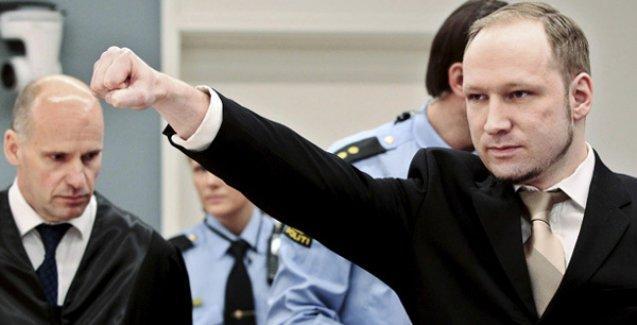 77 kişiyi katleden Breivik, Oslo Üniversitesi'ne kabul edildi
