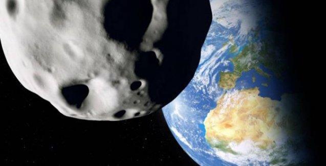 90 milyon ton platin dolu bir asteroit bu gece Dünya'yı sıyıracak