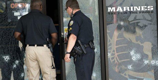 ABD'de iki askeri tesise silahlı saldırı: 4 ölü