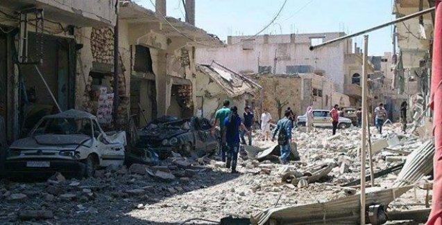 ABD'den El Nusra Cephesi'ne darbe