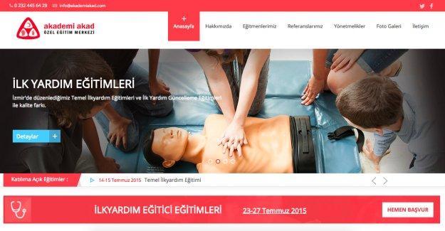 Akademi AKAD İlkyardım Eğitimi İzmir