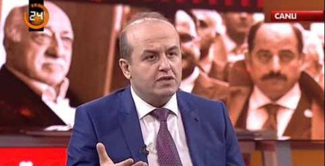 AKP'li 'gazeteci' Turan: Operasyonlar başladı AKP'nin oyu yüzde 30'lardan 40'lara çıktı