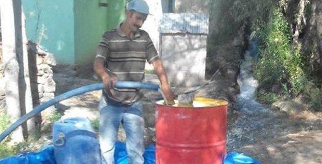 AKP'ye oy çıkmayınca içme sularını kesitiler iddiası