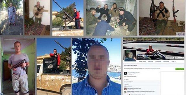 Amasra'da 'tatil yapan IŞİD üyesi' selfie çekip fotoğraflar paylaşıyor!
