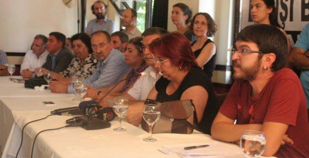 Ankara Barış Bloku kuruldu; yarın Ankara'da barış yürüyüşü yapılacak