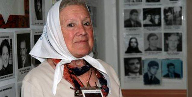 Arjantinli kayıp anneleri Suruç katliamını protesto etti